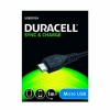 Cable Micro-USB Duracell 1M Negro
