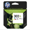 Cartucho HP 302XL Tricolor
