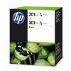 Multipack 2 Cartuchos Tricolor HP 301XL