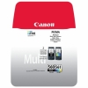 Multipack Canon PG-560 Negro + CL-561 Color