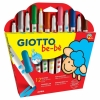 Pack 12 Rotuladores Giotto BE-BE 469900