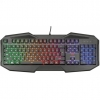 Pack Trust Gaming GXT 1180RW Teclado Raton Auriculares Alfombrilla