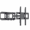 """Soporte Pared Extensible Doble Brazo Approx Appst11xd Para TV 26-55"""" 66-139cm Máximo 50kg"""